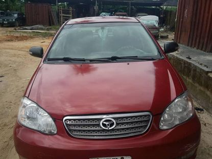 Toyota Corolla 2007 ₦1,600,000 for sale