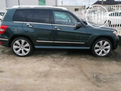 2010 Mercedes-Benz GLK-Class for sale in Port Harcourt