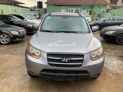 Nigeria used Hyundai Sonata FE 2008
