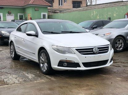 Nigeria used Volkswagen Passat 2011