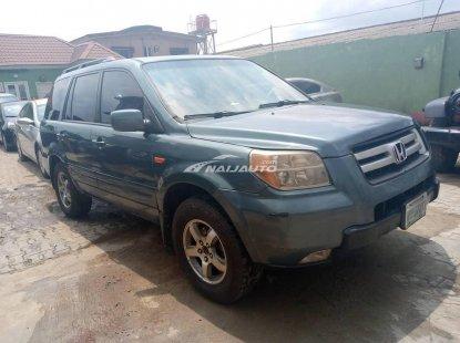 Nigeria used Honda pilot 2006