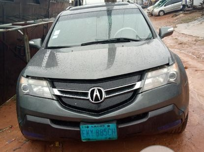 Acura MDX 2008 ₦2,100,000 for sale