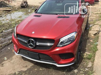 2016 Mercedes-Benz GLE for sale in Ikeja