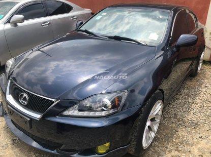 Nigeria used Lexus IS 250 2007