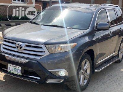 Toyota Highlander 2011 ₦4,500,000 for sale
