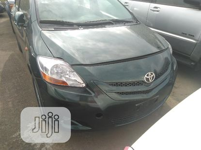 2007 Toyota Yaris for sale in Mushin