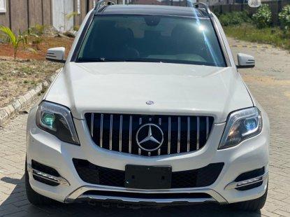 Mercedes-Benz GLK-Class 2013 ₦5,950,000 for sale