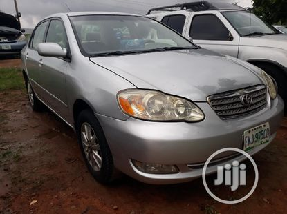 Toyota Corolla 2007 ₦1,400,000 for sale