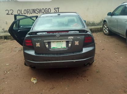 Acura TL 2006 ₦750,000 for sale