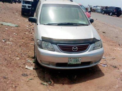 Mazda MPV 2002 ₦700,000 for sale