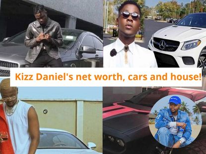 Kizz Daniel net worth, cars and house of the Nigeria's ladies man!