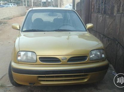 Nissan Micra 1997 ₦960,000 for sale