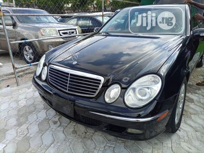 Mercedes-Benz E320 2005 ₦2,250,000 for sale