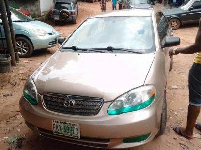 2004 Toyota Corolla for sale in Onitsha