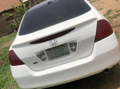 Honda Accord 2007 ₦840,000 for sale