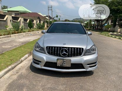 2012 Mercedes-Benz C300 for sale in Abuja