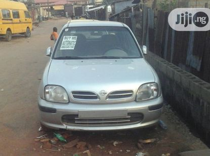 1996 Nissan Micra for sale in Ikeja