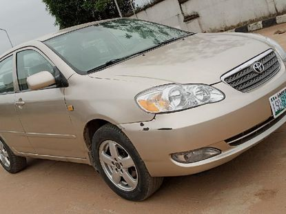 Toyota Corolla 2004 ₦1,350,000 for sale