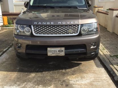 2012 Land Rover Range Rover Sport for sale in Abuja