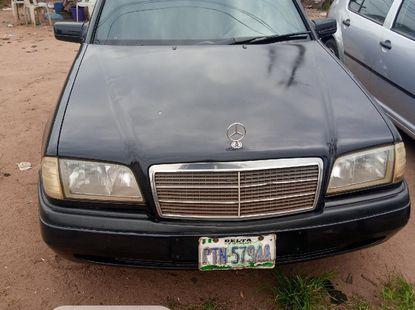 2000 Mercedes-Benz C180 for sale in Benin City