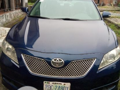 2008 Toyota Camry for sale in Sapele