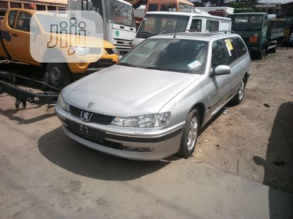 2001 Peugeot 406 for sale
