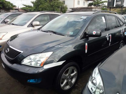 Foreign used 2005 lexus rx330