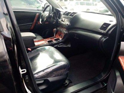 Foreign used 2012 Toyota highlander