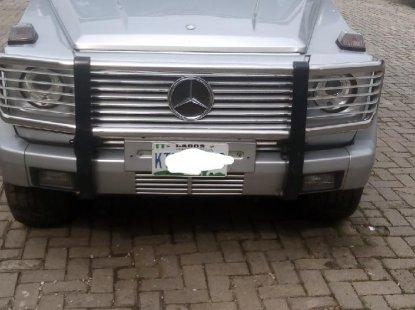 Mercedes-Benz G-Class 2007 ₦8,500,000 for sale
