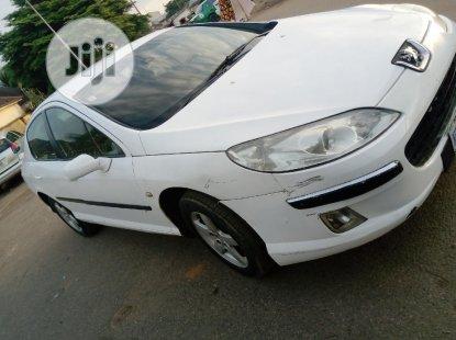 Peugeot 407 2008 ₦850,000 for sale