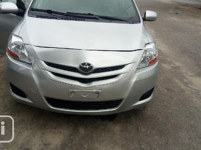 Toyota Yaris 2007 ₦1,150,000 for sale