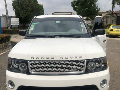 Land Rover Range Rover Sport 2008 ₦3,500,000 for sale