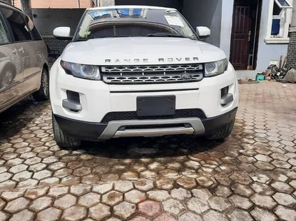 Land Rover Range Rover Evoque 2013 ₦11,000,000 for sale