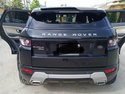 2010 Land Rover Range Rover Evoque for sale in Ikeja