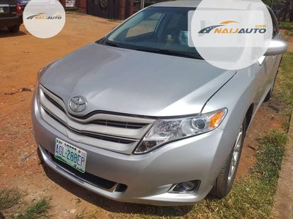 Toyota Venza 2010 ₦3,600,000 for sale