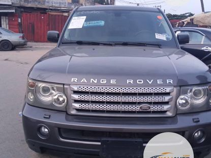 Land Rover Range Rover Sport 2006 ₦4,000,000 for sale