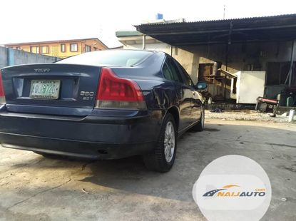 2003 Volvo S60 for sale