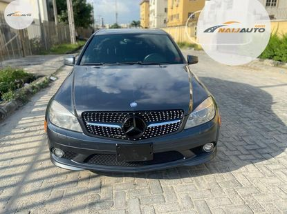 Mercedes-Benz C300 2010 ₦3,980,000 for sale