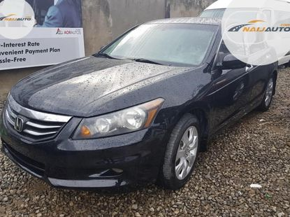 Honda Accord 2008 ₦1,555,000 for sale