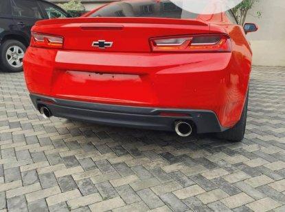 2016 Chevrolet Camaro for sale in Lagos