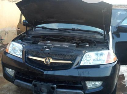 Acura MDX 2003 ₦1,300,000 for sale