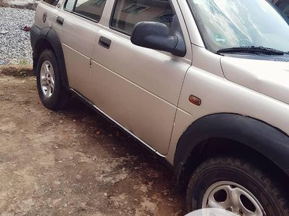 2002 Land Rover Freelander for sale