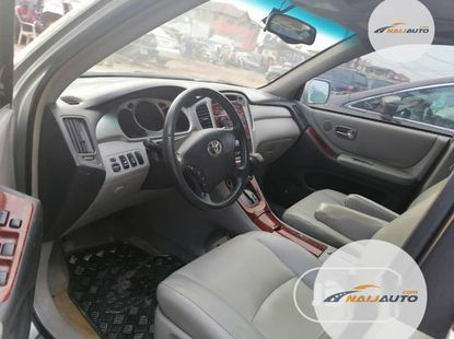 2006 Toyota Highlander for sale in Ikeja