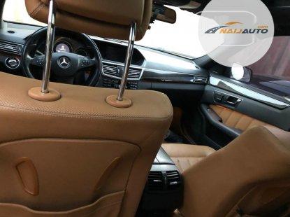 2012 Mercedes-Benz E550 for sale in Lagos