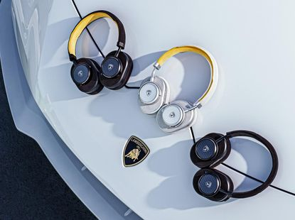 Check out the new Lamborghini earphones and headphones