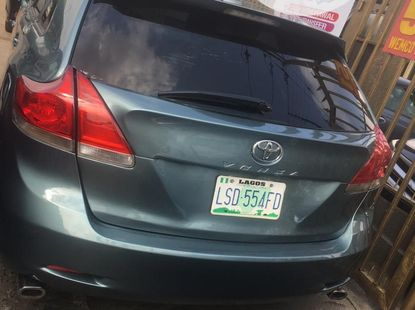 2011 Toyota Venza for sale in Ikeja