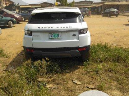 2014 Land Rover Range Rover Evoque for sale in Lagos