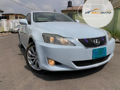2007 Lexus IS for sale in Ikeja