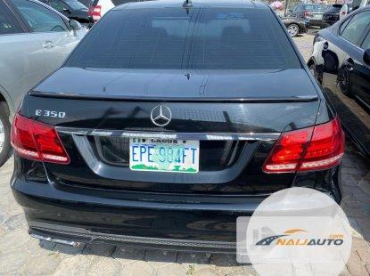 2016 Mercedes-Benz E350 for sale in Lagos