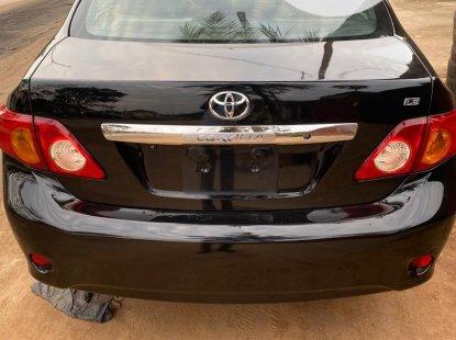 Toyota Corolla 2010 ₦2,550,000 for sale